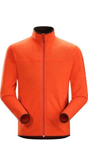 Arc'teryx M's Covert Cardigan Rojo